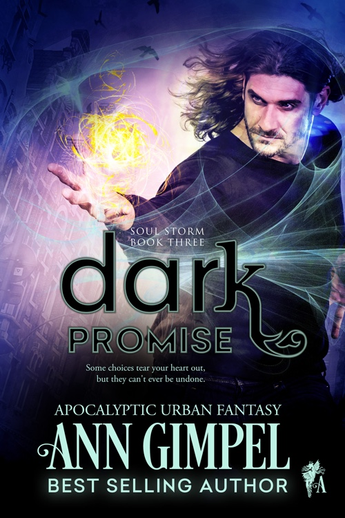 Dark Promise, Soul Storm Book Three