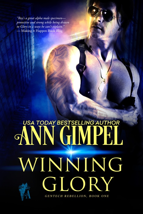 Winning Glory, GenTech Rebellion Book One