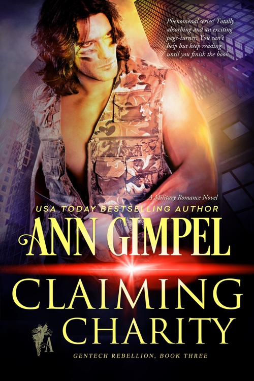 Claiming Charity, GenTech Rebellion Book Three