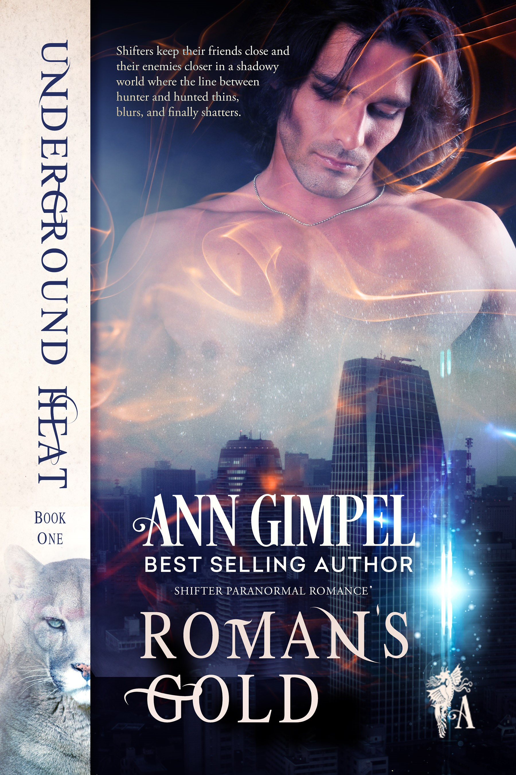 Roman's Gold, Underground Heat Book One