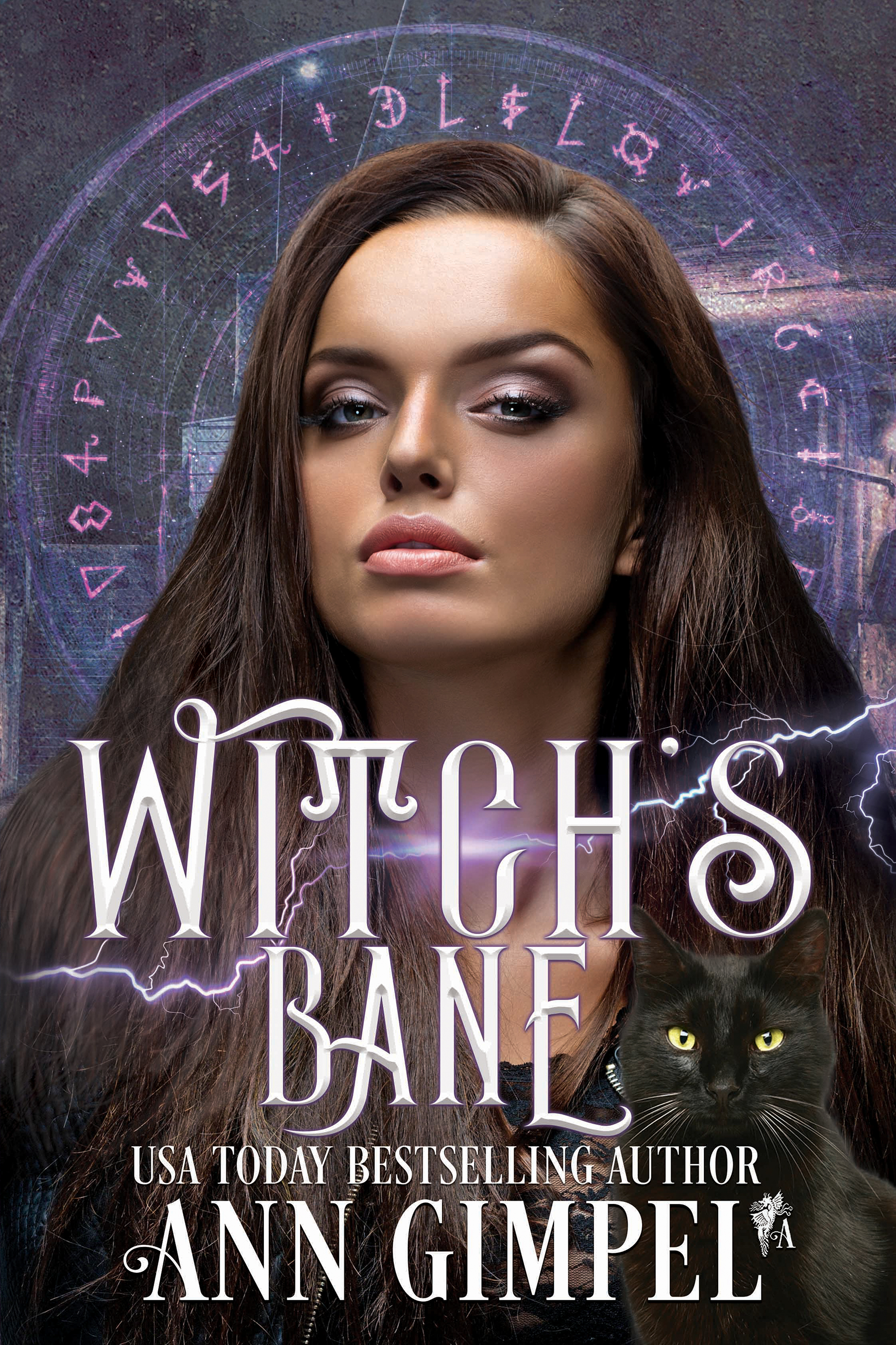 Witch's Bane, Demon Assassins, Book Two