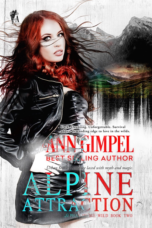 Alpine Attraction, Alphas in the Wild Book Two
