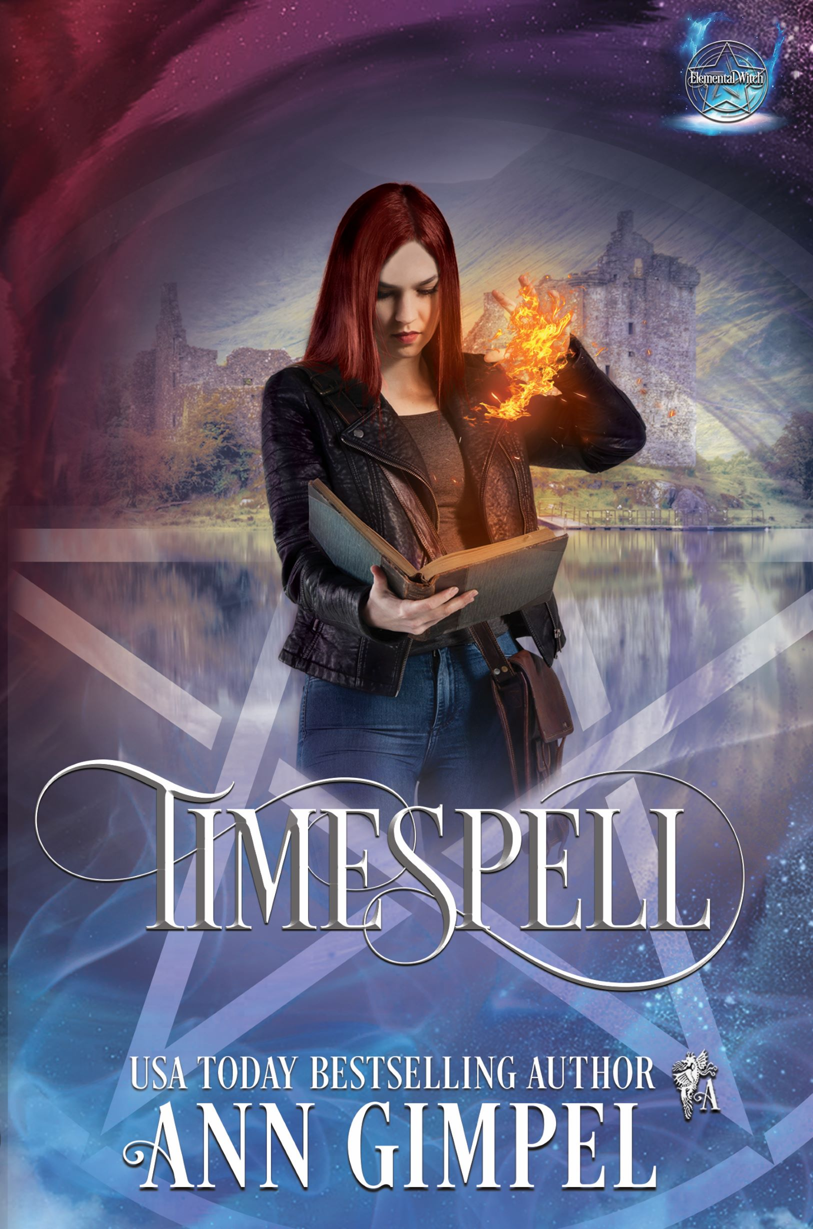 Timespell, Elemental Witch Book One