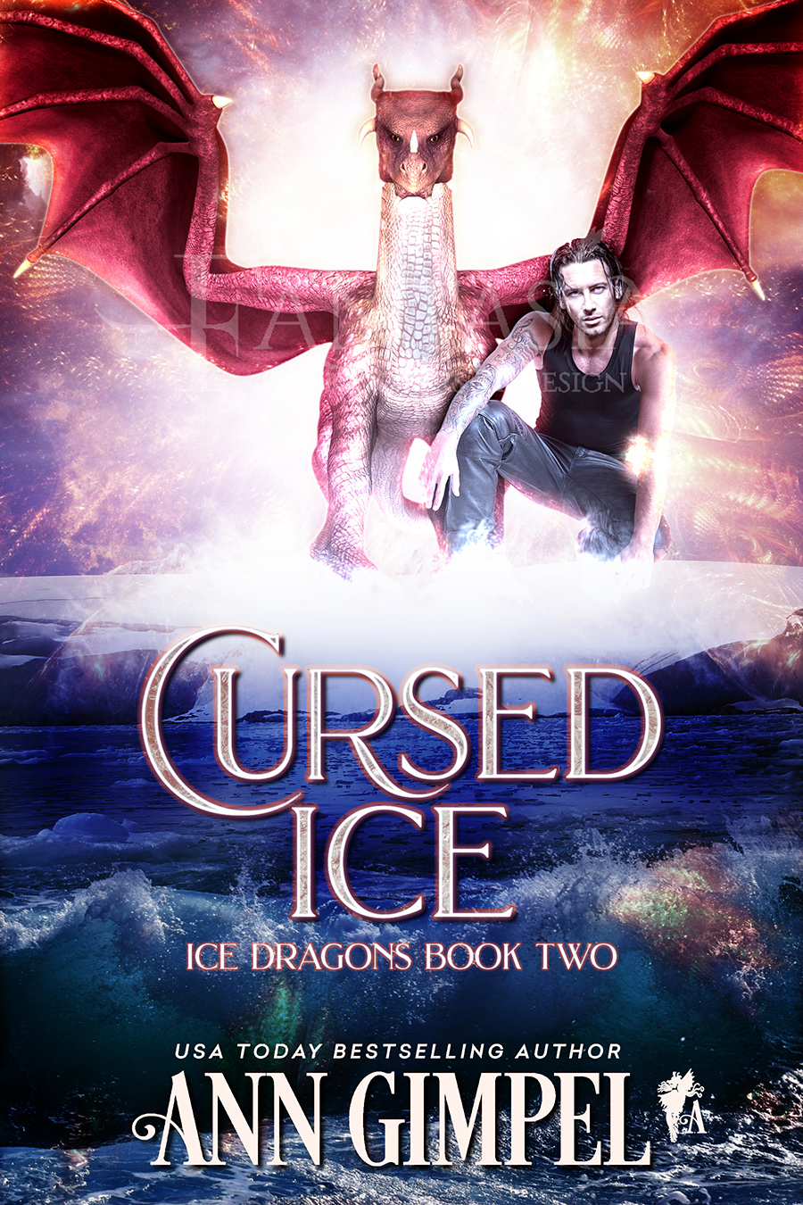 Cursed Ice, Ice Dragons Book Two