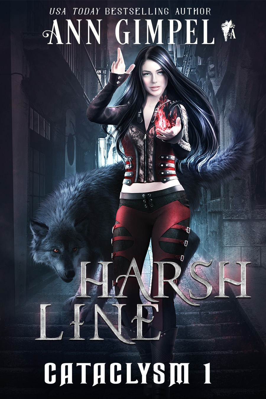 Harsh Line, Cataclysm Book One
