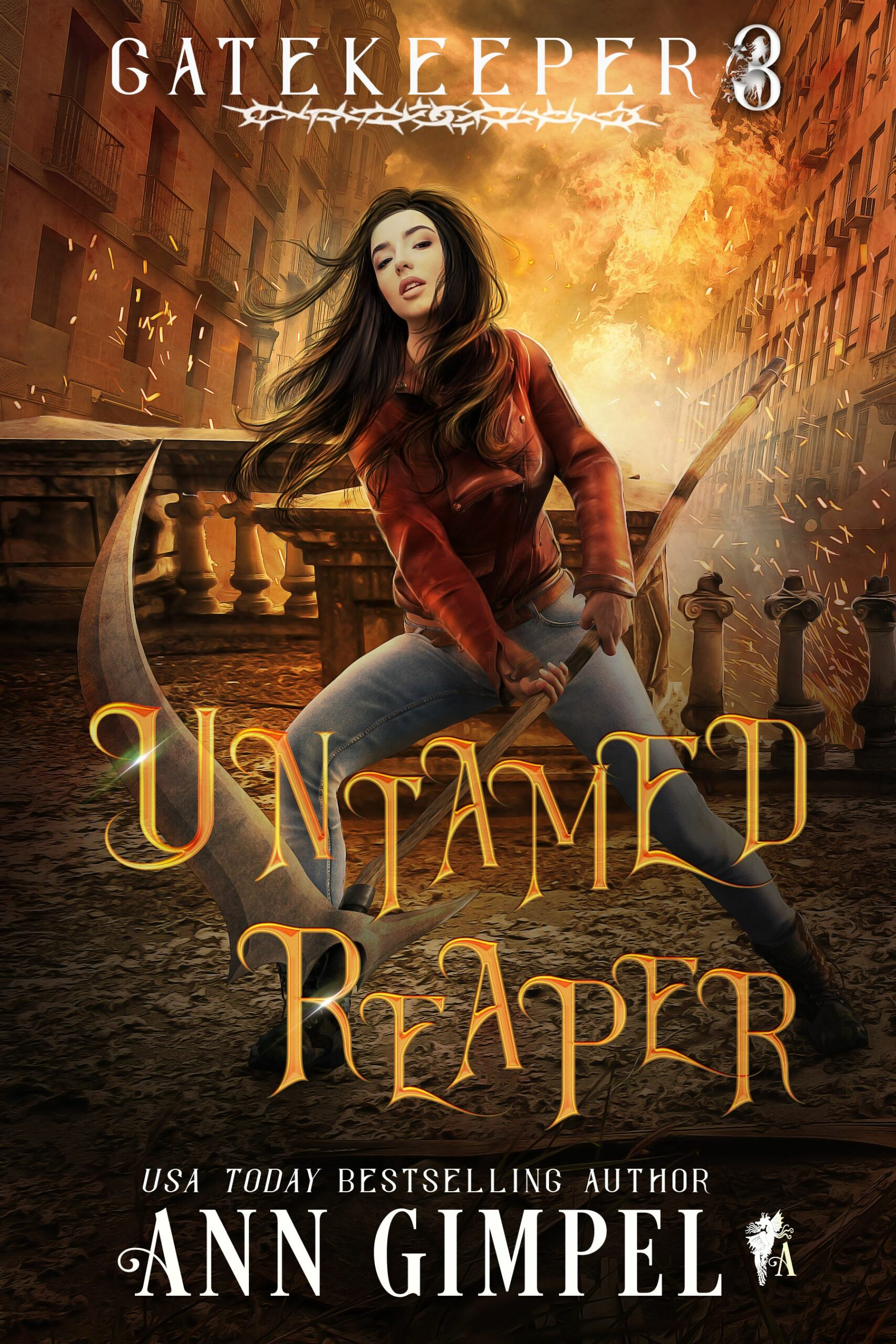 Untamed Reaper, Gatekeeper Book Three
