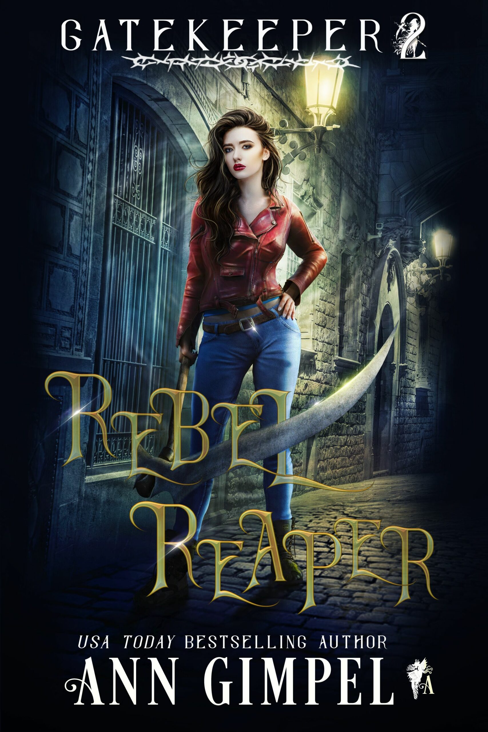 Rebel Reaper, Gatekeeper Book Two