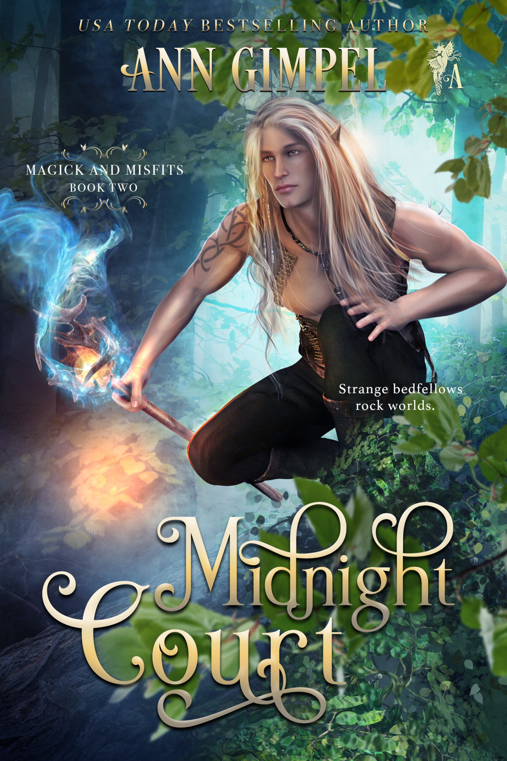 Midnight Court, Magick and Misfits Book Two