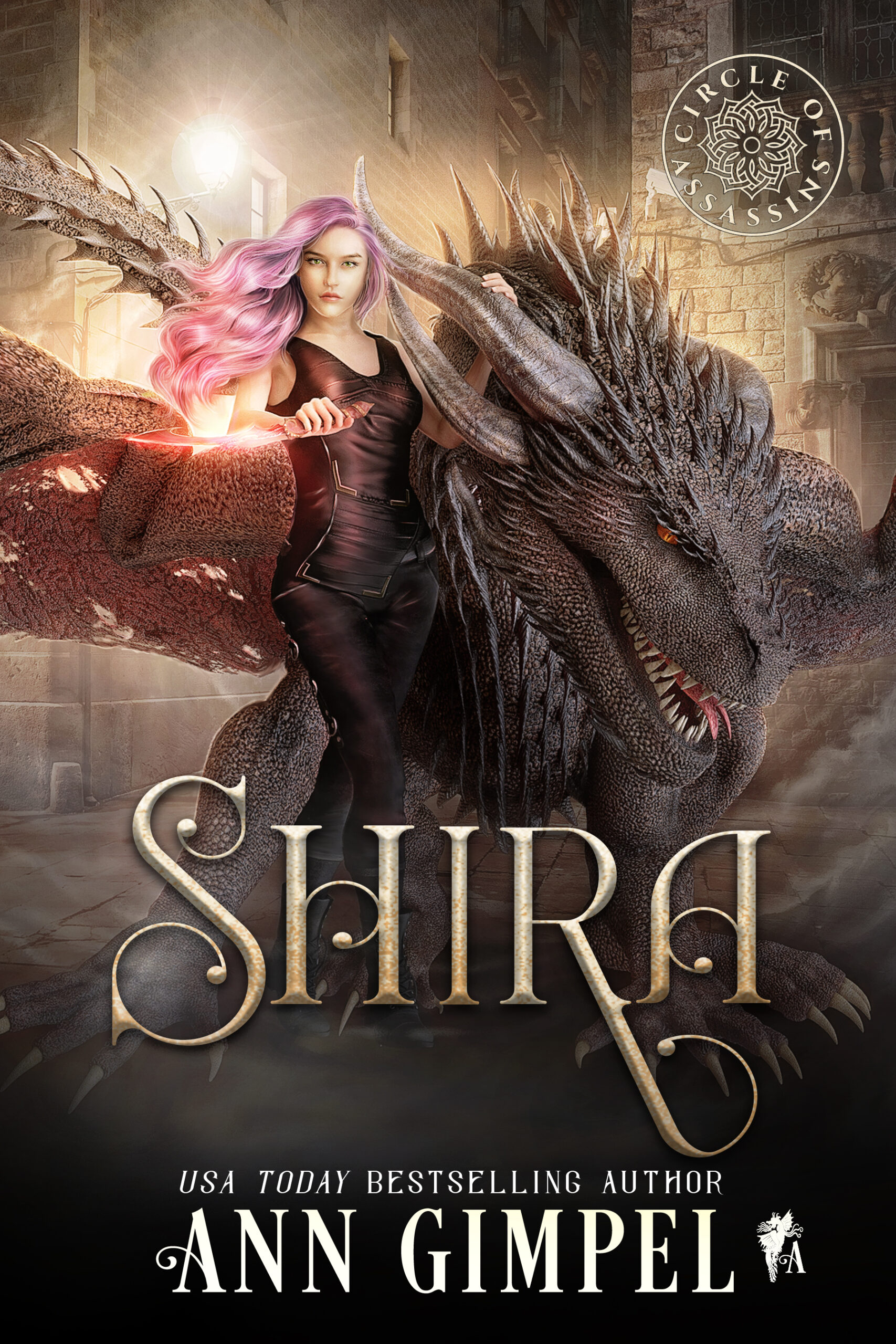 Shira, Circle of Assassins Book One