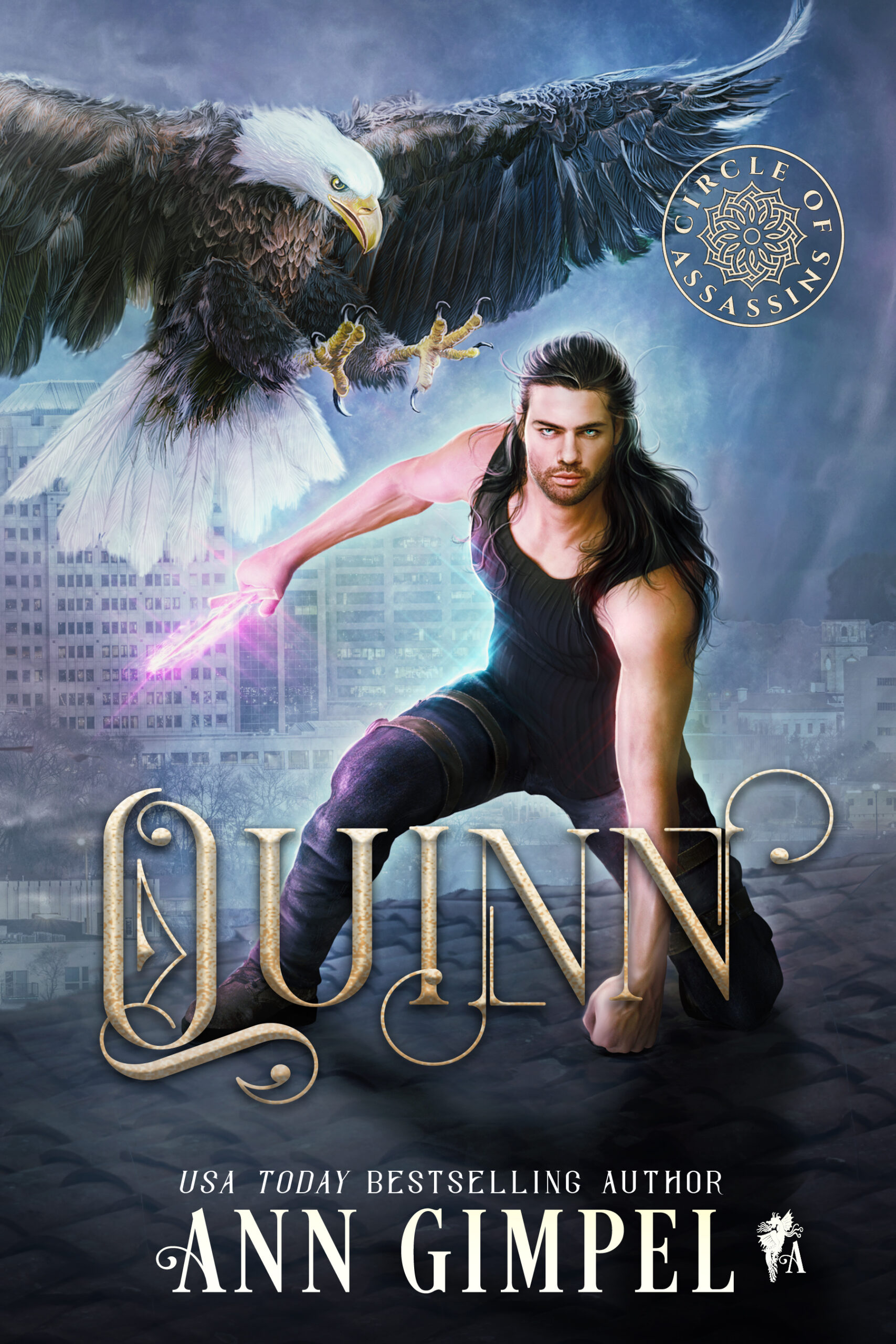 Quinn, Circle of Assassins Book Two