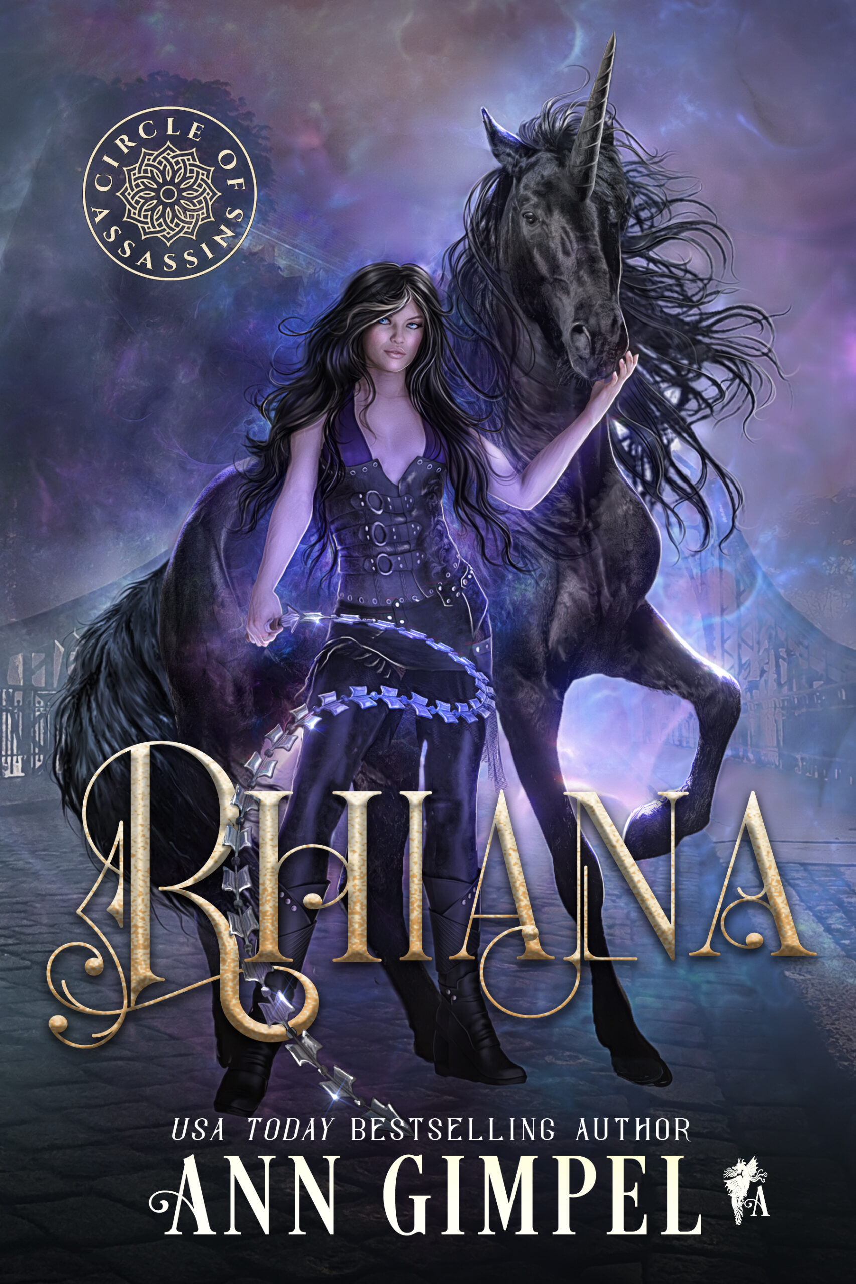 Rhiana, Circle of Assassins Book Three