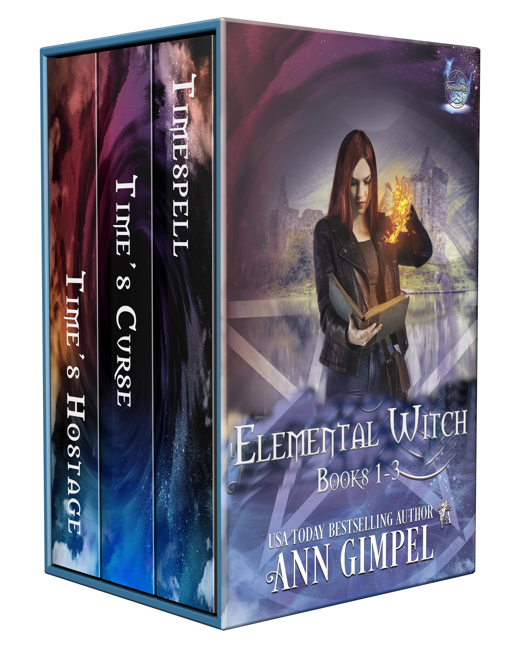 Elemental Witch, Books 1-3